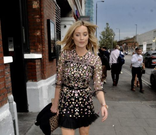Laura Whitmore – Warner Music Summer Party in London