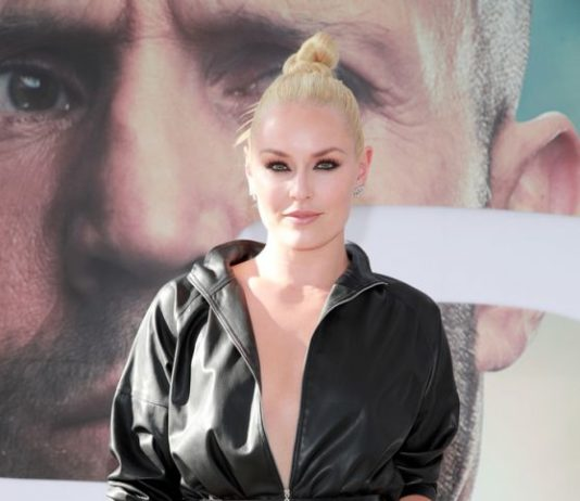 Lindsey Vonn – American Friends of Covent Garden 50th Anniversary Celebration