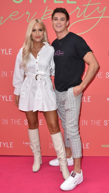 Lottie Tomlinson – In The Style Summer Party in London