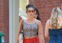 Lourdes Leon – Shopping in SoHo, NY
