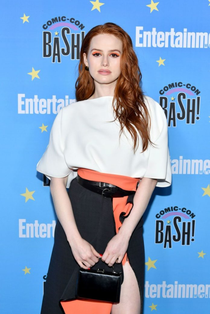 Madelaine Petsch – EW Comic Con Party in San Diego