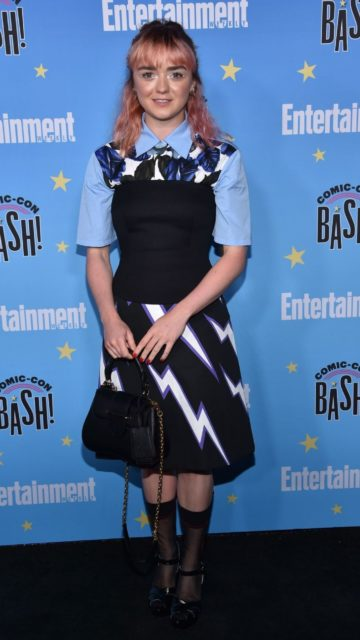Maisie Williams – EW Comic Con Party in San Diego