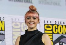 "Maisie Williams – ""Game of Thrones"" Panel + Q&A at SDCC 2019"