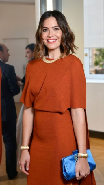 Mandy Moore – NET-A-PORTER Cocktail to Celebrate a Collection of High Jewelry