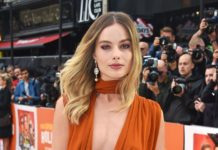 "Margot Robbie – ""Once Upon a Time in Hollywood"" Premiere in London"
