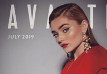 Meg Donnelly – Avante Magazine July 2019