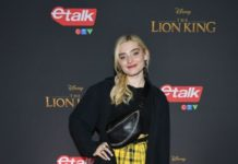 "Meg Donnelly – ""The Lion King"" Premiere in Toronto"