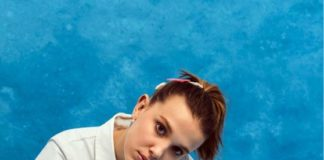 Millie Bobby Brown – Photoshoot for Converse