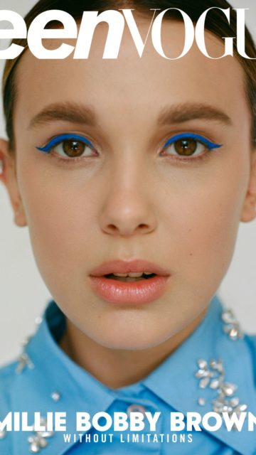 Millie Bobby Brown – Teen Vogue July/August 2019 Cover and Photros