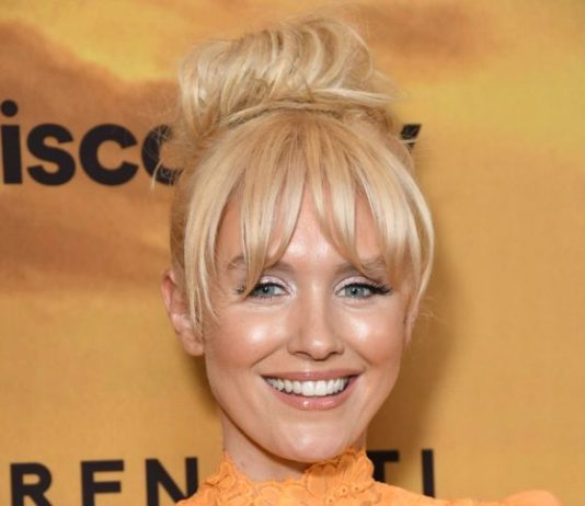 "Nicky Whelan – ""Serengeti"" Special Screening in LA"