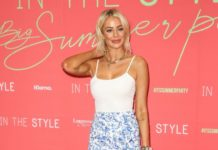Olivia Attwood – In The Style Summer Party in London