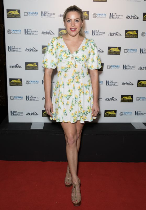 Olivia Cox – Paul Strank Charitable Trust Summer Party in London