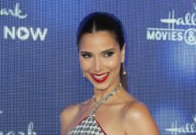 Roselyn Sanchez – Hallmark Channel Summer 2019 TCA Event