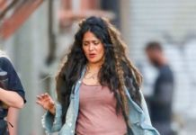 "Salma Hayek – ""Bliss"" Set in LA"