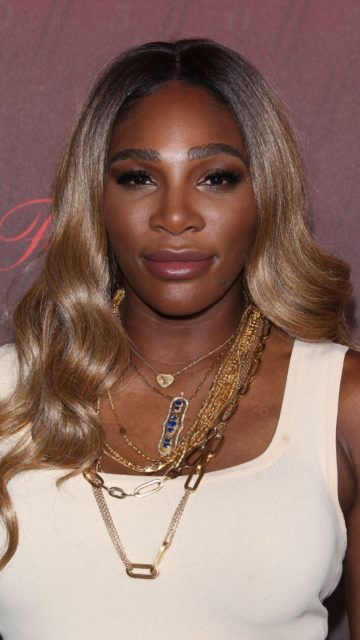 Serena Williams – 2019 Sports Illustrated Fashionable 50 Party in LA
