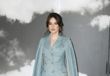 Shailene Woodley – Christian Dior Haute Couture F/W 19/20 Show in Paris