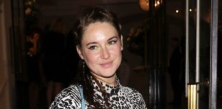 Shailene Woodley – Departs the Vogue Party in Paris
