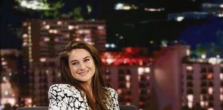 "Shailene Woodley – ""Jimmy Kimmel Live"" in Hollywood"