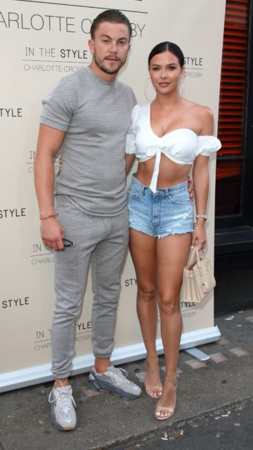 Shelby Tribble – The Style Launch Party in London