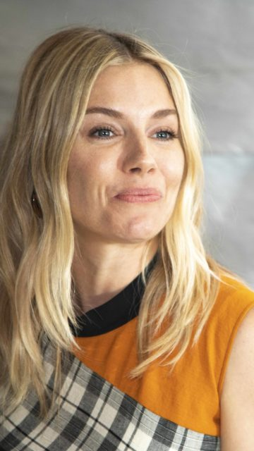 """Sienna Miller – Promoting """"The Loudest Voice"""" and """"American Woman"""" in NYC"""