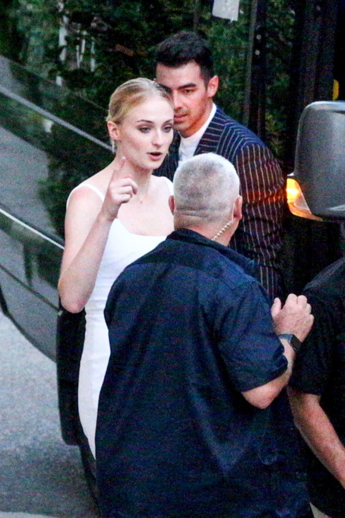 Sophie Turner – Pre-Wedding Party in the South Of France