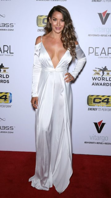 Summer Daniels – 2019 World Mixed Martial Arts Awards in Las Vegas