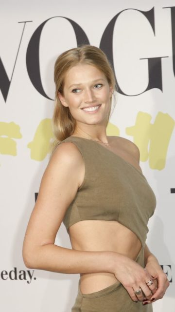 Toni Garrn – Vogue Celebrating 40 Years Party in Berlin