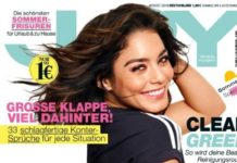 Vanessa Hudgens – Joy Magazine Germany August 2019 Cover