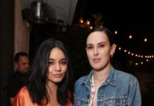 """Vanessa Hudgens – """"Once Upon a Time In Hollywood"""" Charity Dinner Hosted by RAD & LEVI'S"""