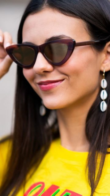 Victoria Justice Street Style – Out in New York City