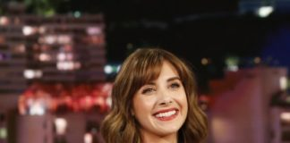 "Alison Brie – ""Jimmy Kimmel Live!"" in Los Angeles"
