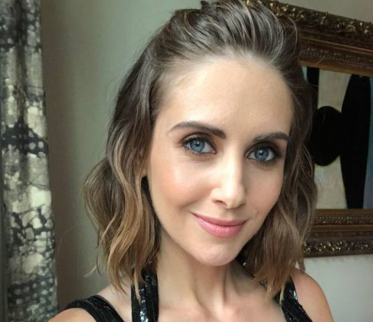 Alison Brie – Vogue VMA 2019 Photo Diary