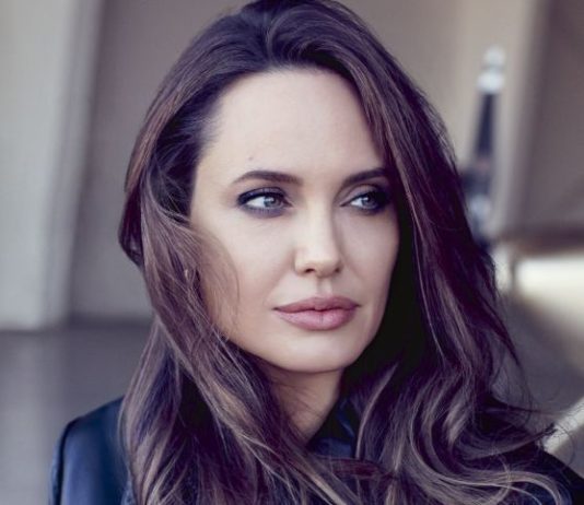 Angelina Jolie – ELLE Magazine September 2019 Issue