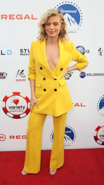 AnnaLynne McCord – 2019 Variety The Children's Charity Poker and Casino Night in Hollywood