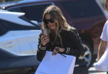 Ashley Benson – Shopping in West Hollywood