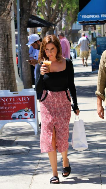 Ashley Tisdale – Joans on Third in Studio City