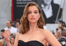 "Barbara Palvin on Red Carpet – ""La Vérité"" Screening in Venice"