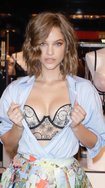 Barbara Palvin – Victoria's Secret Debut of the New Fall Collection in Miami