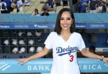 Beck G – Dodger Stadium in Los Angeles