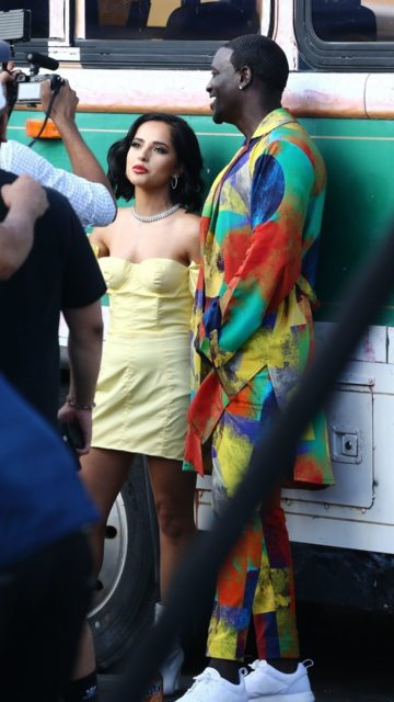 Becky G – New Music Video Set in Miami