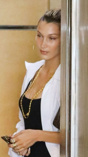 Bella Hadid – Out in Hollywood