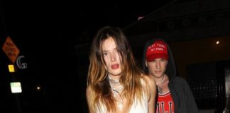 Bella Thorne Night Out Style