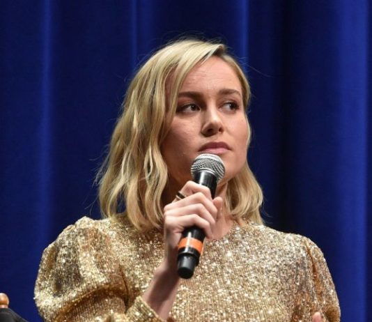 """Brie Larson – """"Just Mercy"""" Sceening and Q&A in LA"""