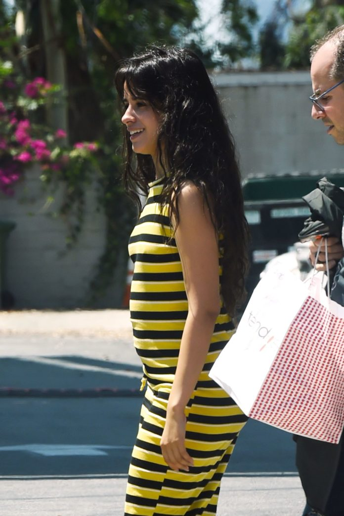 Camila Cabello Street Style – Out in Los Angeles