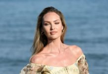 Candice Swanepoel – 76th Venice Film Festival Photocall