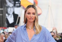 """Candice Swanepoel – """"The Perfect Candidate"""" Screening at the 76th Venice Film Festival"""