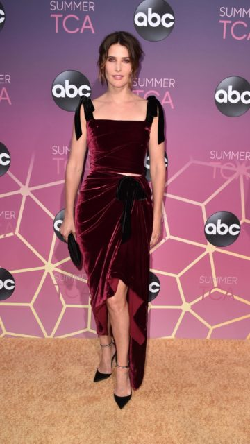 Cobie Smulders – ABC TCA Summer Press Tour in West Hollywood