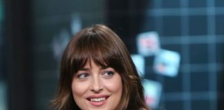 Dakota Johnson – BUILD Series in NYC