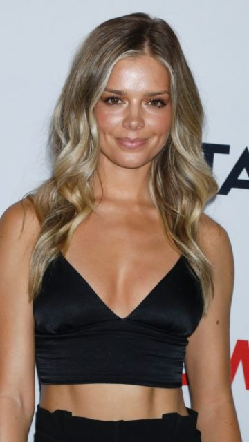 "Danielle Knudson – ""Power"" TV Show Final Season Premiere in New York"