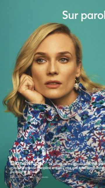 Diane Kruger – Marie Claire France September 2019 Issue